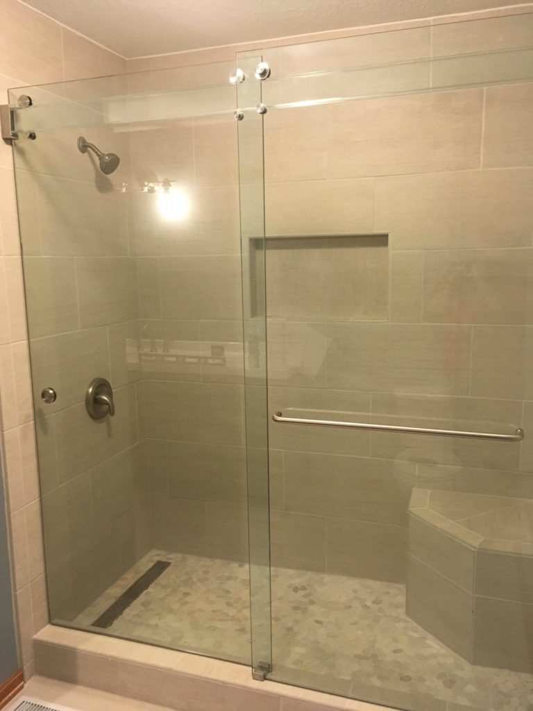 Shower Doors | Mark\'s Mobile Glass