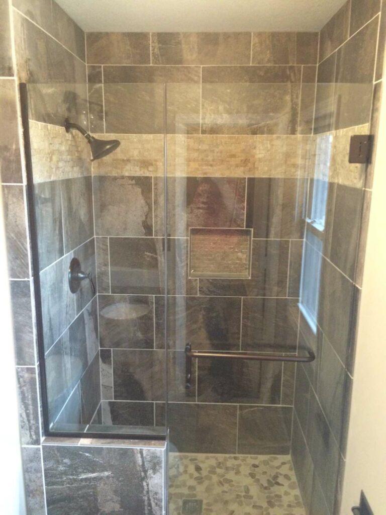 Shower Doors Kansas City Mo Marks Mobile Glass
