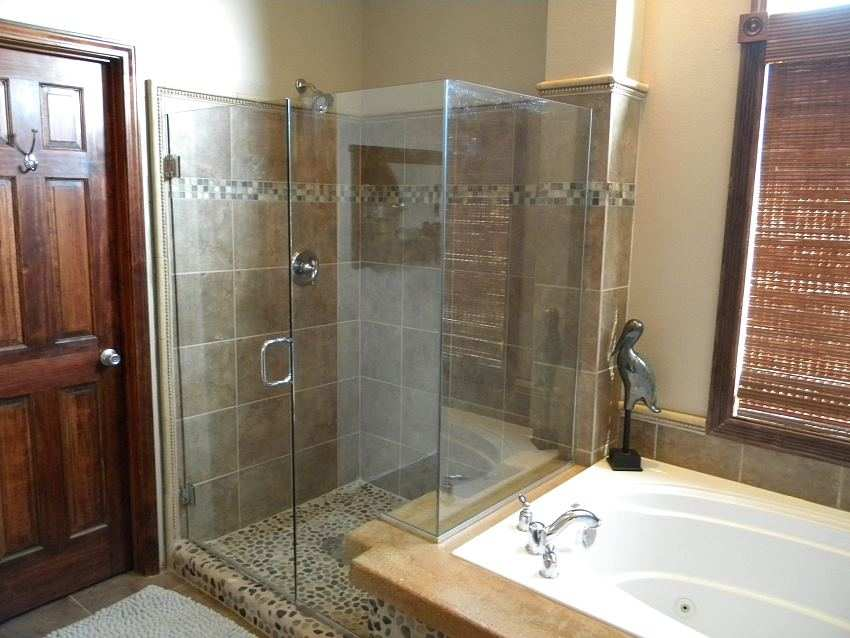 Adding Value to Your Home with a Custom Shower Door or Patio Door ...
